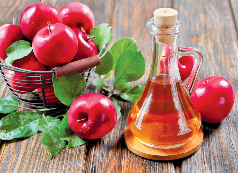 Trị bệnh nứt hậu môn bằng giấm táo