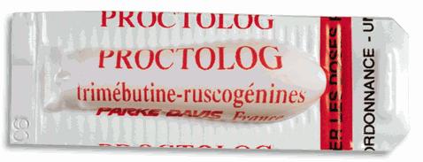 Proctolog - Thuốc chữa bệnh trĩ nội độ 2