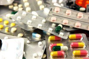 Thuốc kháng sinh, thuốc giảm đau được chỉ định dùng điều trị áp xe hậu môn