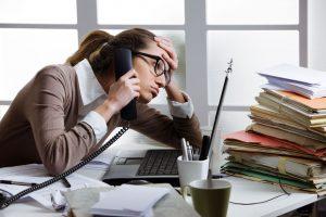 Căng thẳng kéo dài có thể gây ra bệnh trĩ