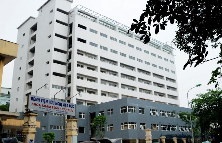 Bệnh viện Hữu nghị Việt - Đức