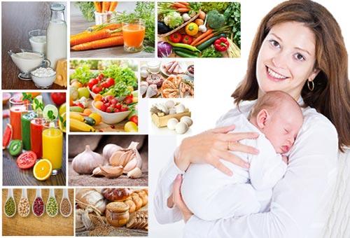 Xây dựng chế độ dinh dưỡng khoa học để điều trị bệnh trĩ sau sinh hiệu quả hơn