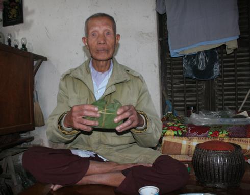 Cụ Nguyễn Khắc Hân với bài thuốc bí truyền chữa bệnh trĩ