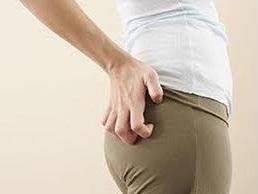 Rối loạn vùng da hậu môn biểu hiện rõ ràng bằng triệu chứng ngứa hậu môn