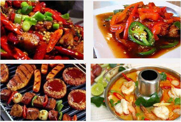 Hãy hạn chế thức ăn cay nóng bởi chúng là nguyên nhân gây ra bệnh trĩ