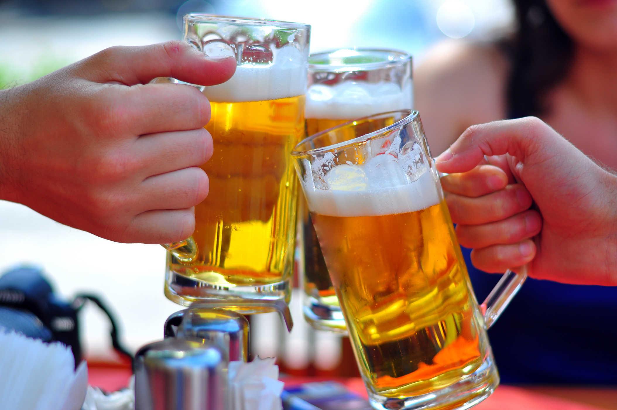 Tuyệt đối kiêng rượu bia trong thời gian hậu phẫu trĩ
