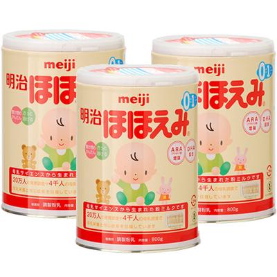 Sữa Meiji Nhật Bản tốt cho trẻ bị táo bón