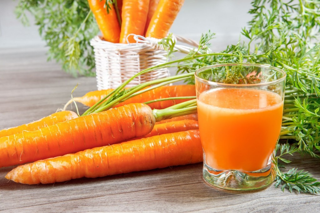 Bị táo bón hãy ăn nhiều cà rốt