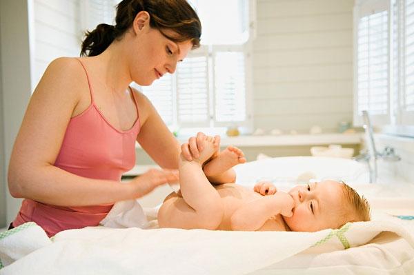 Bệnh áp xe hậu môn ở trẻ sơ sinh