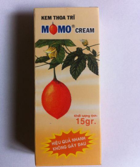 Kem thoa trĩ Momo - giải pháp hỗ trợ điều trị bệnh trĩ