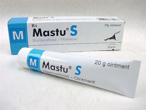Thuốc bôi trĩ Mastu hiệu quả không?