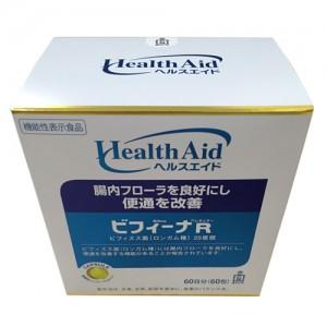 Men vi sinh Bifina của Nhật Bản chứa 2,5 tỷ lợi khuẩn Bifido, an toàn khi qua axit dạ dày