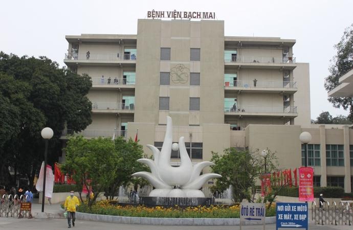 Kinh nghiệm khám trĩ tại bệnh viện Bạch Mai
