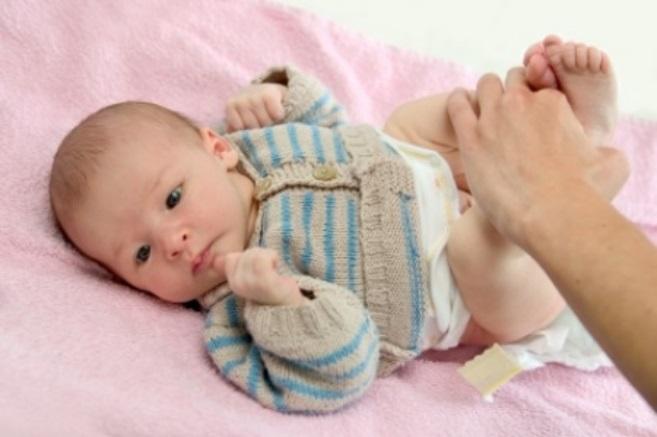 Bạn đã biết cách trị táo bón cho trẻ sơ sinh chưa?