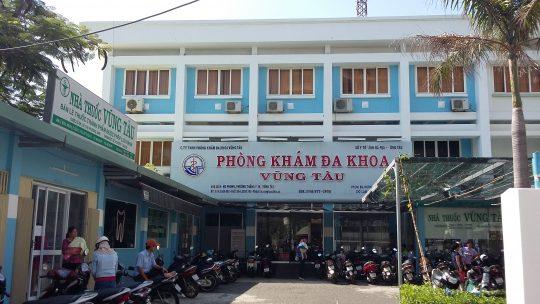 Phòng khám Đa khoa Vũng Tàu