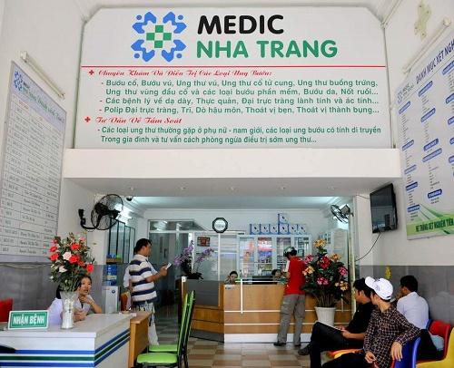 Các phòng khám trĩ uy tín ở Nha Trang