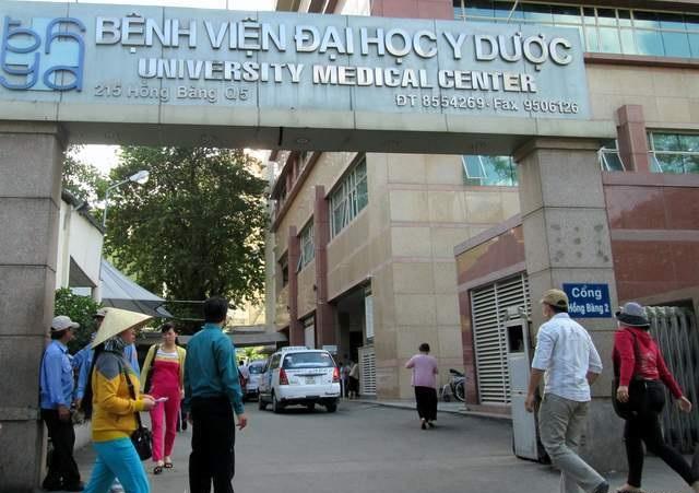 Bệnh viện Đại học Y dược TP HCM - Cơ sở 1