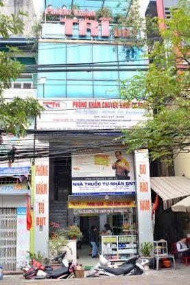 Phòng khám trĩ tư nhân ĐNT