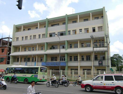 Bệnh viện Y học cổ truyền TP.HCM