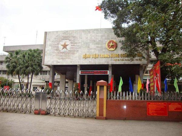 Bệnh viện Trung ương Quân đội 108- Cắt trĩ ở đâu tại Hà Nội