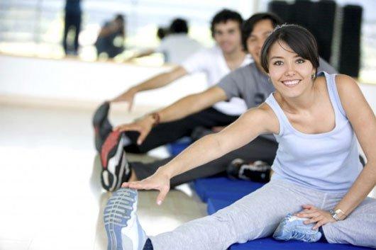 Tập thể dục- thói quen chữa bệnh trĩ