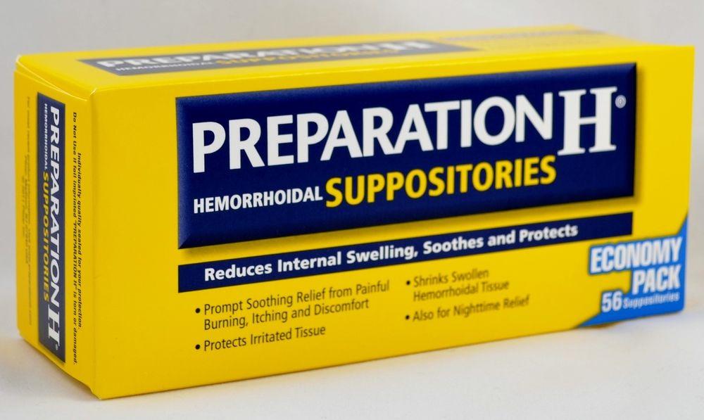 Preparation H - Thuốc bôi trĩ cho trẻ an toàn nhất