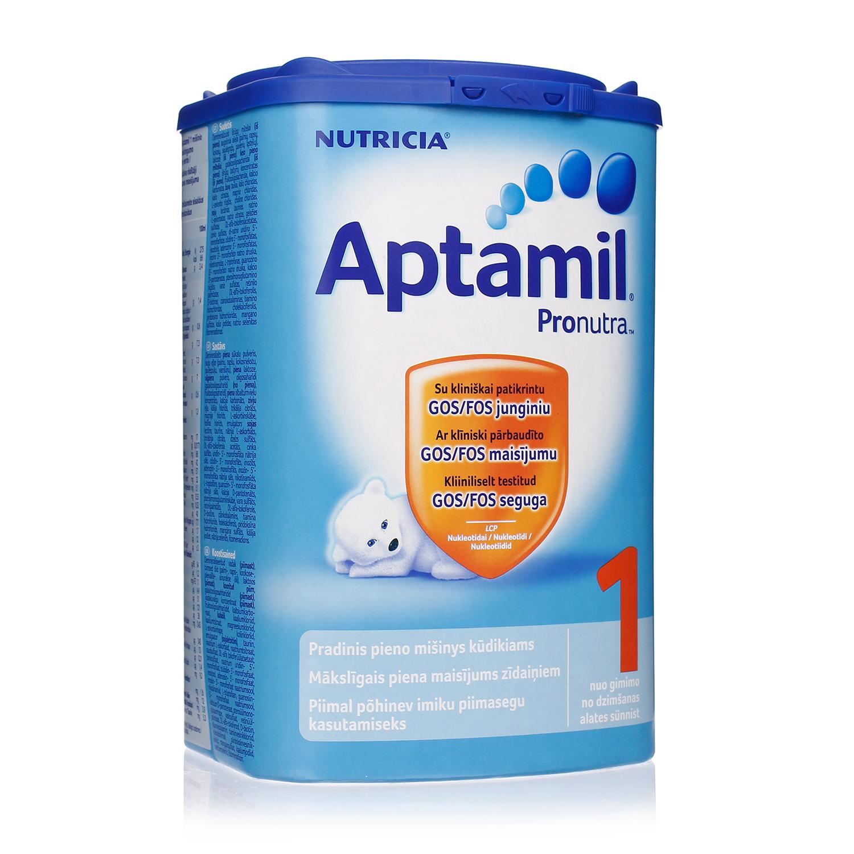 Trẻ sơ sinh bị táo bón nên uống sữa gì?- Bạn nên cho bé uống Aptamil