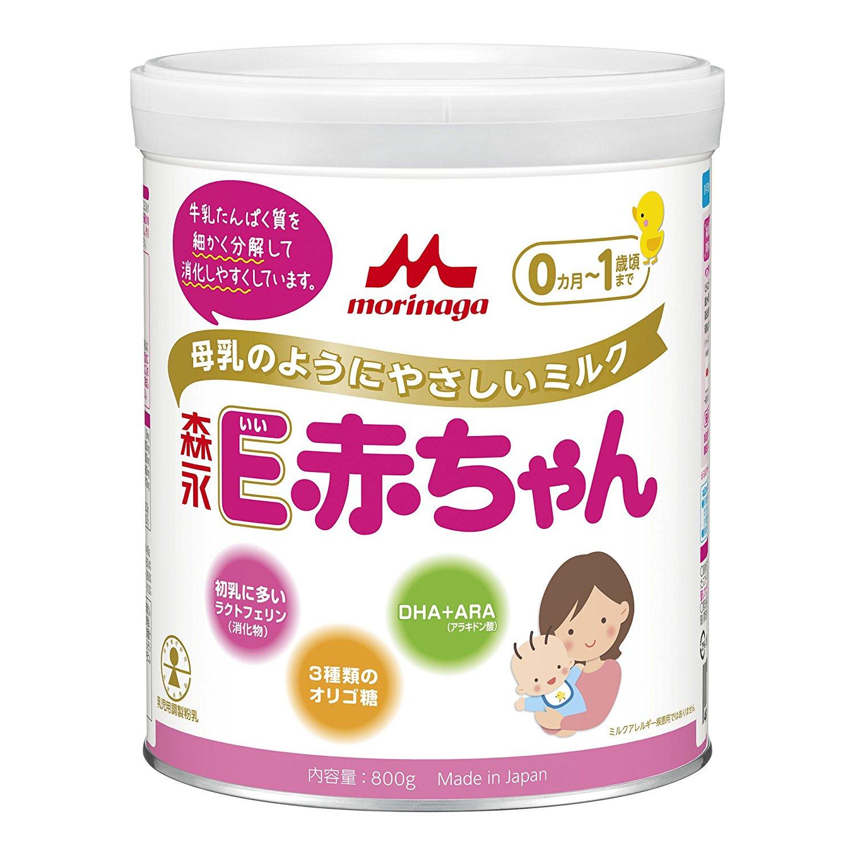 Trẻ sơ sinh bị táo bón nên uống sữa gì? - Morinaga là một lựa chọn