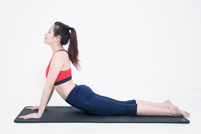 Người bị bệnh trĩ nên tập yoga