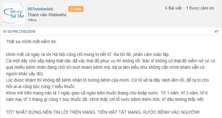 Lương y Nguyễn Thị Hiền lừa đảo