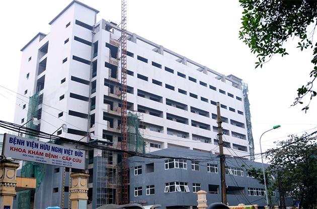 Bệnh viện Việt Đức có khám thứ 7 không