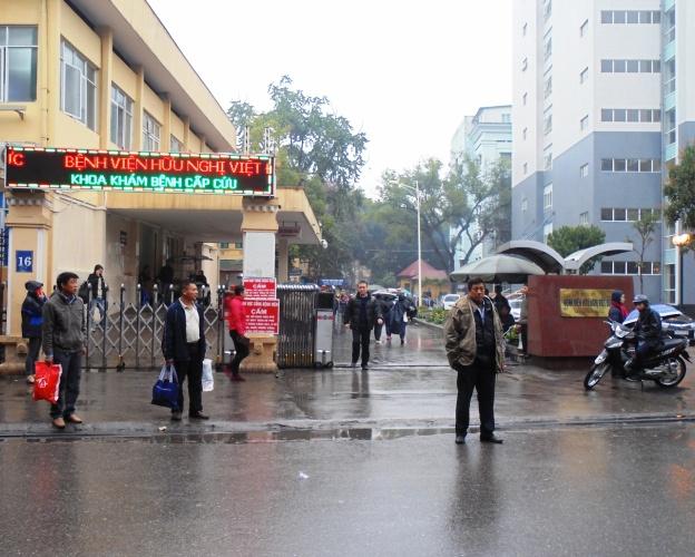 Bệnh viện Việt Đức chuyên khoa gì?