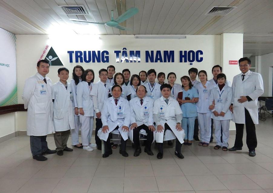 Trung tâm nam học - một chuyên khoa của Bệnh viện Việt Đức