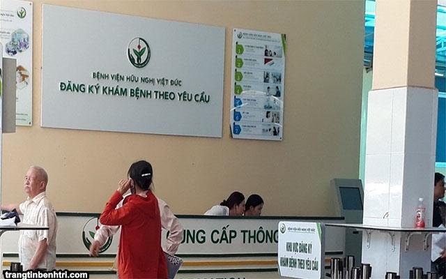 khoa khám bệnh theo yêu cầu bệnh viện Việt Đức
