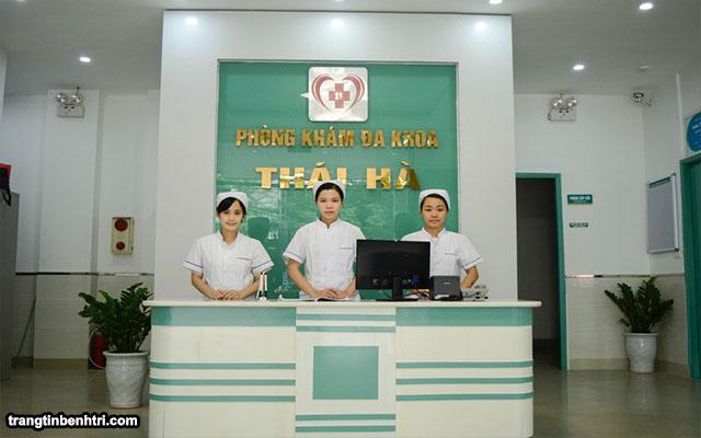 phòng khám bệnh trĩ đa khoa thái hà